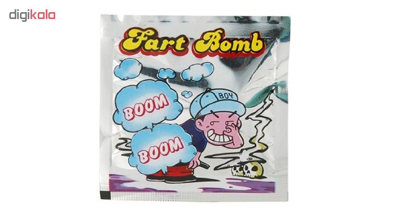بادکنک سورپرایز بمب بد بو مدل DSK480 بسته 5 عددی main 1 1