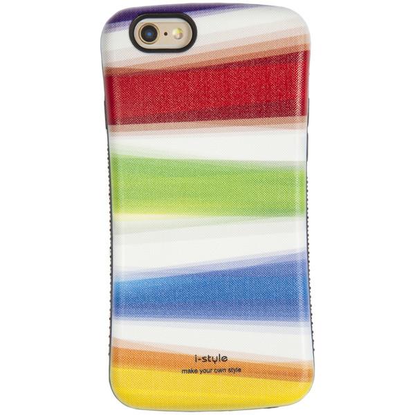 کاورآی استایل طرح Rainbow کد 2 مناسب برای گوشی موبایل اپلiPhone 6/ 6s