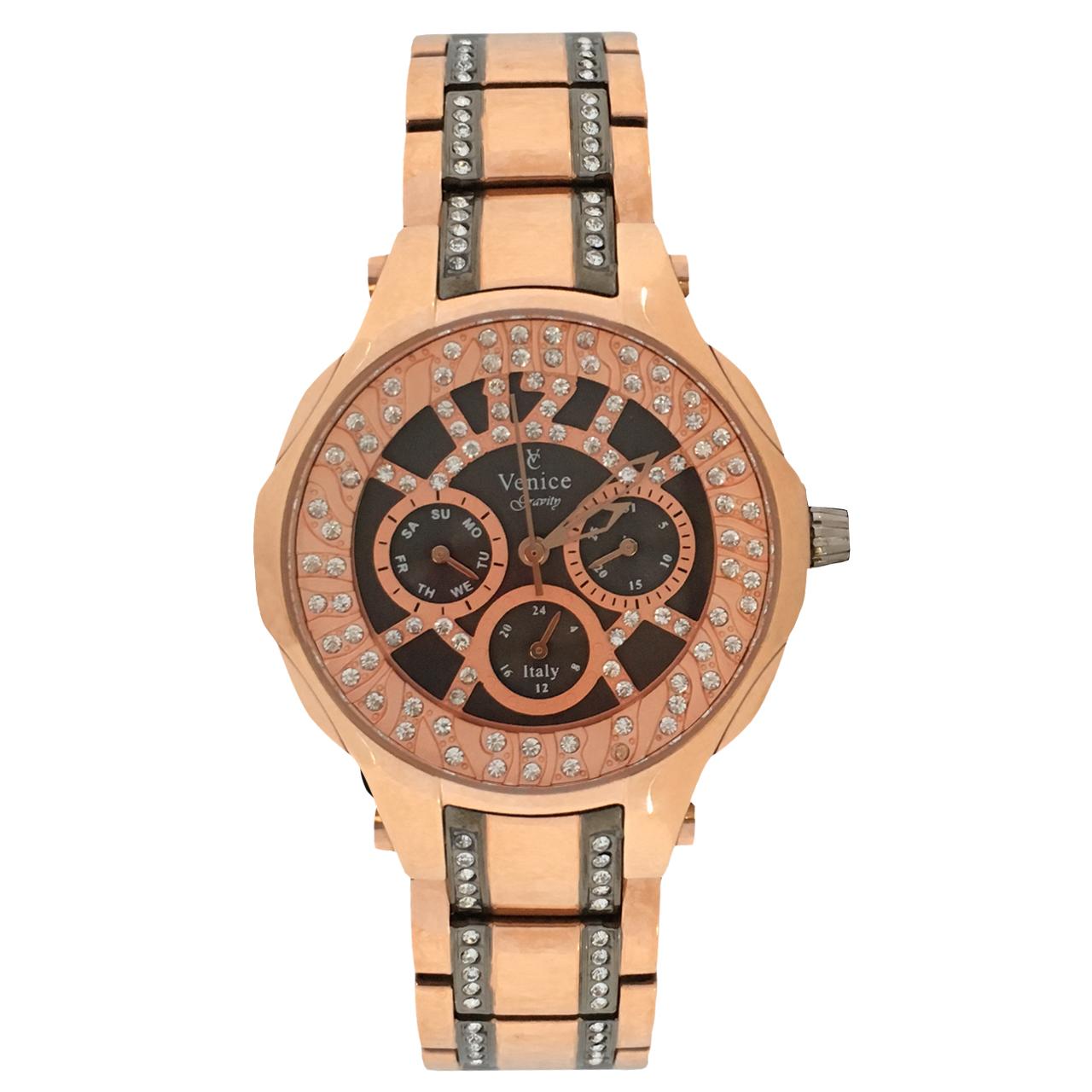 خرید ساعت مچی عقربه ای زنانه ونیز مدل SV4005