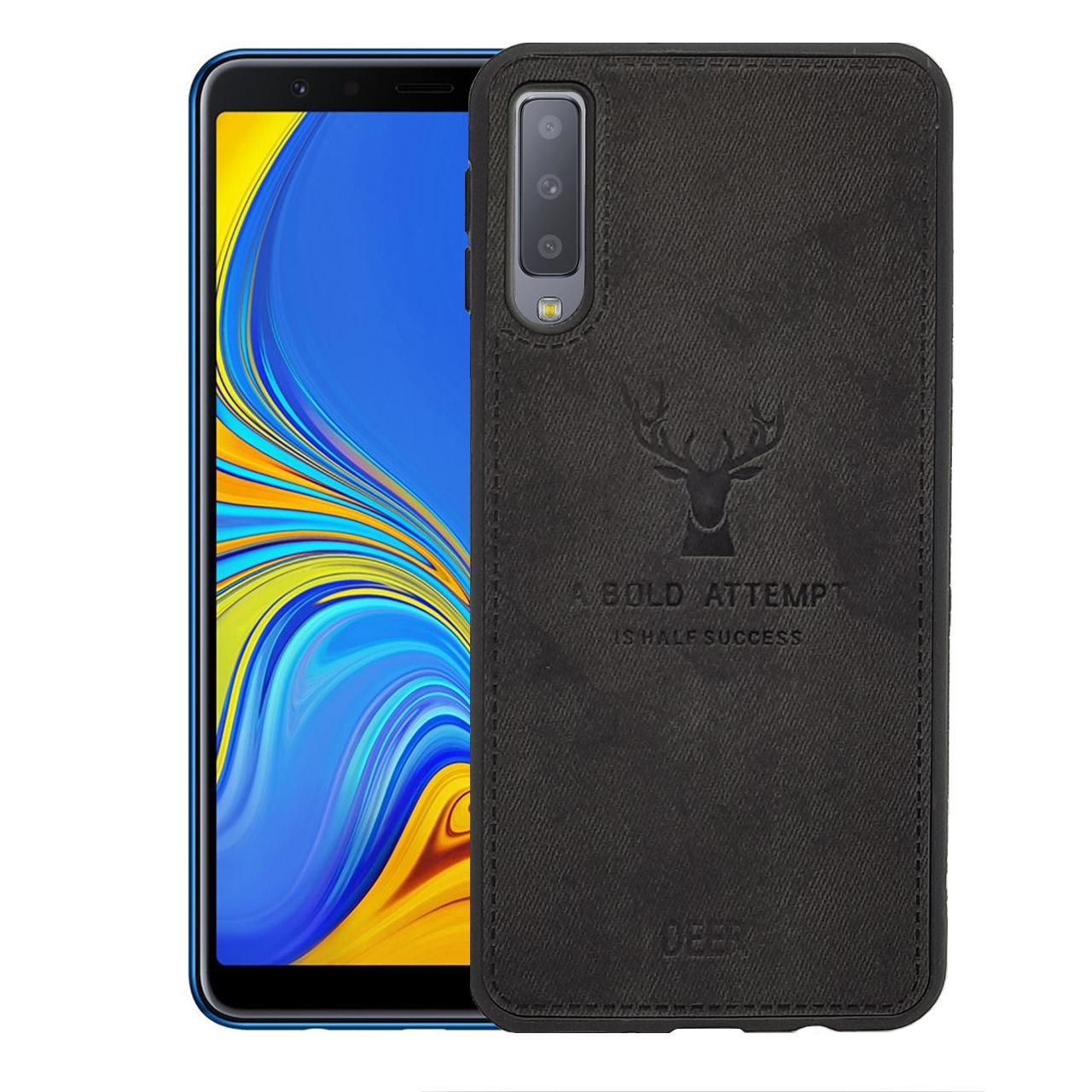 کاور مدل Deer مناسب برای گوشی موبایل سامسونگ Galaxy A7 2018