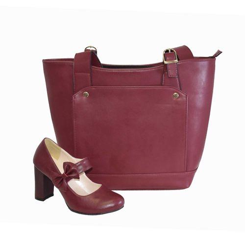 ست کیف و کفش زنانه مدل SE02923