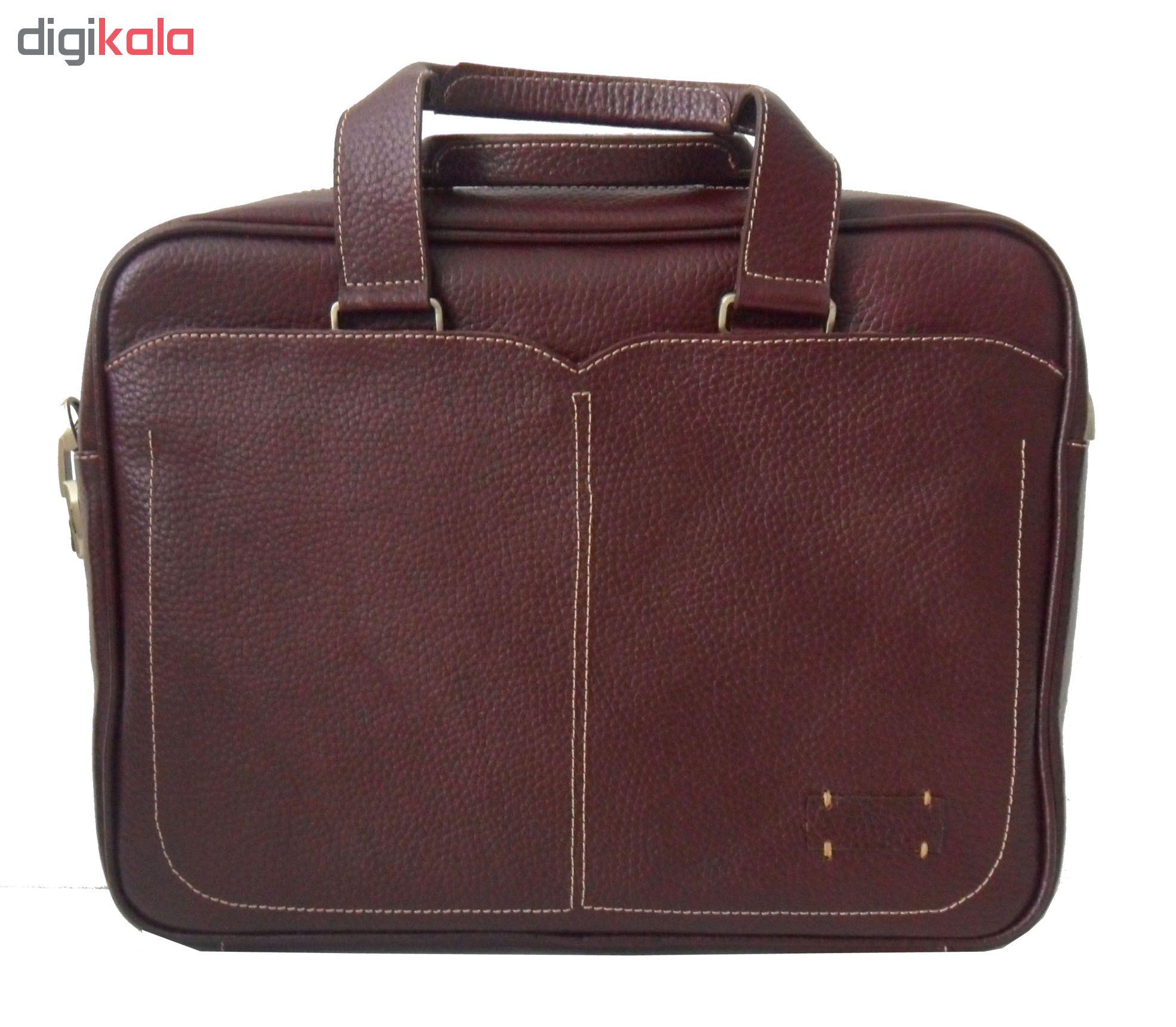 کیف اداری مردانه مدل 3005