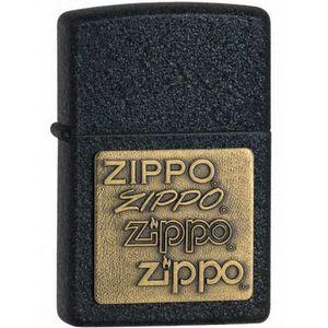 فندک زیپو مدل Zippo Zippo Zippo BR کد 362