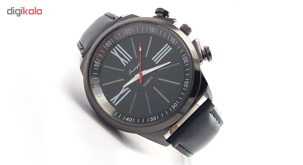 خرید ساعت مچی عقربه ای مردانه گوانگدا کد V858