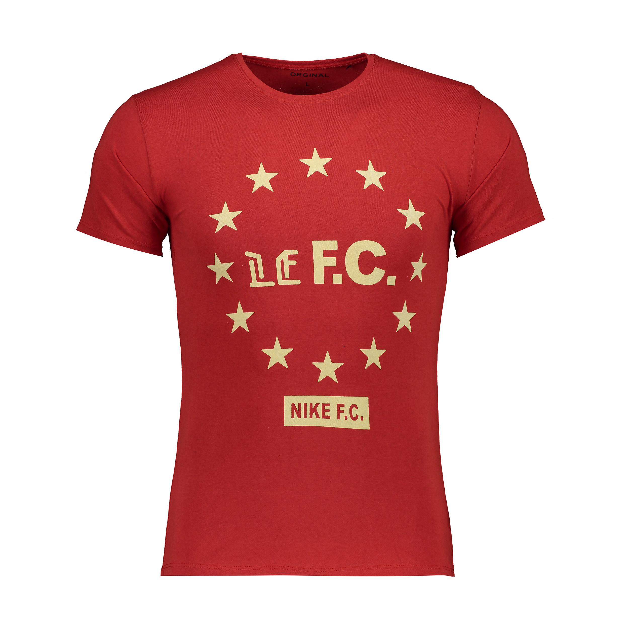 تی شرت مردانه مدل T.baz.140
