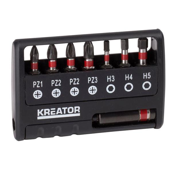 مجموعه 7 عددی سری پیچ گوشتی کریتور مدل KRT064263