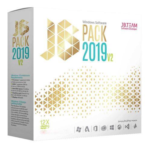 مجموعه نرم افزاری JB Pack 2019 v2 نشر جی بی تیم