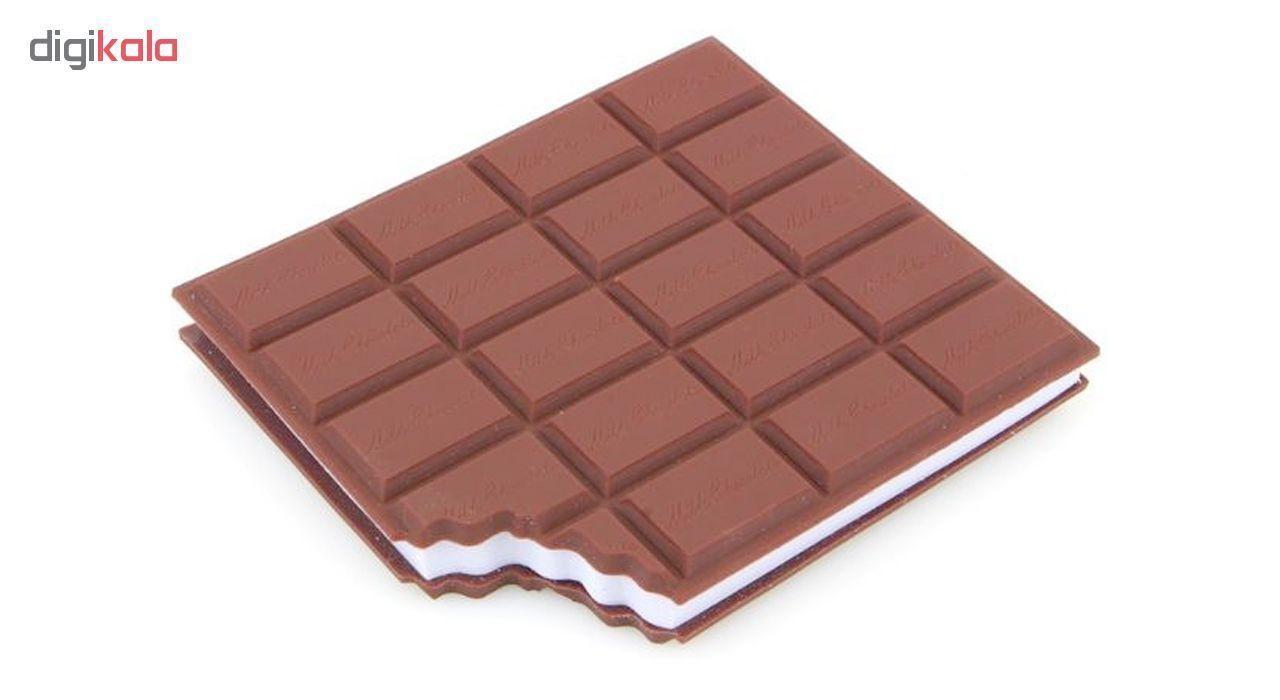 دفتر یادداشت طرح شکلات main 1 1