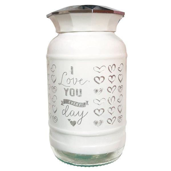 شیشه حبوبات/ترشی کمیکس 1500 سی سی 8041 کد 101089