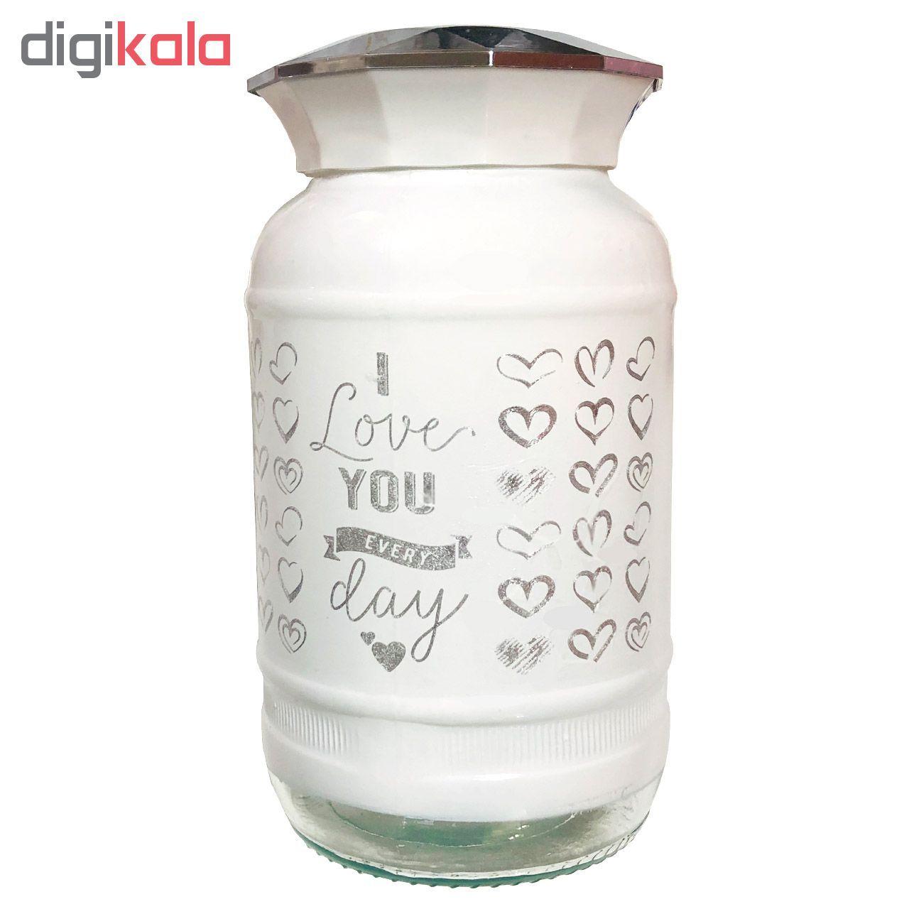شیشه حبوبات/ترشی کمیکس 1500 سی سی 8041 کد 101089 main 1 1