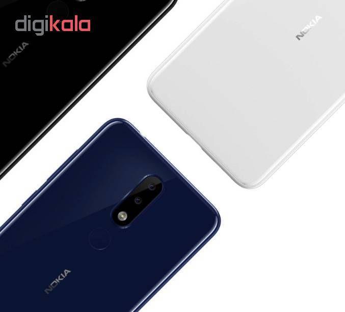 گوشی موبایل نوکیا مدل 5.1Plus دو سیم کارت ظرفیت ۳۲ گیگابایت main 1 9