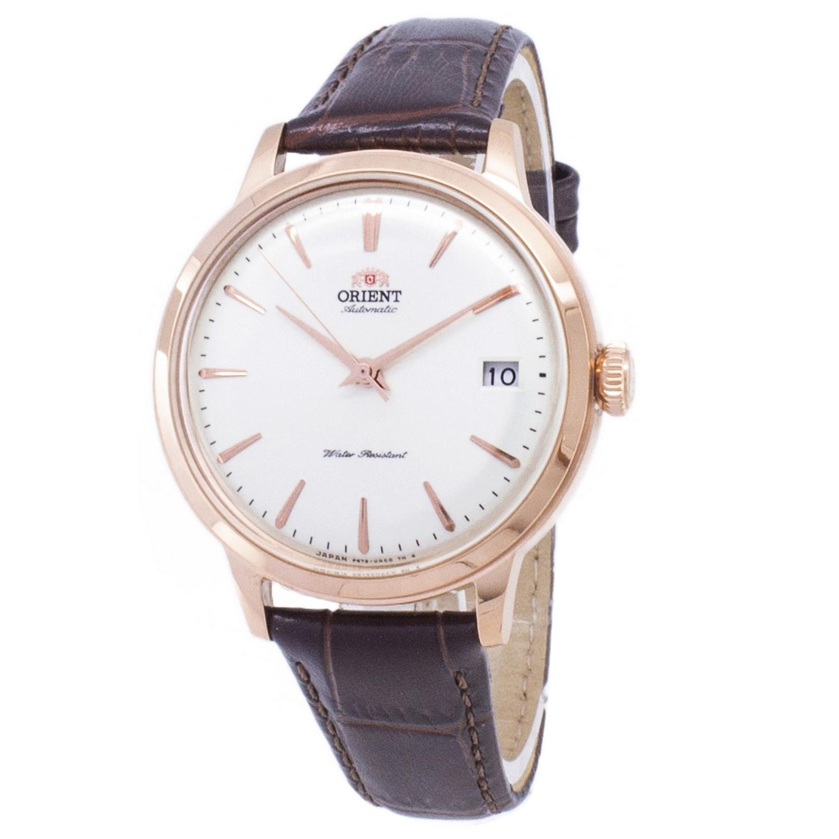 کد تخفیف                                      ساعت مچی عقربه ایی مردانه اورینت مدل RA-AC0010S00C