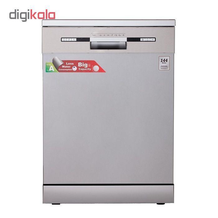 ماشین ظرفشویی کرال مدل DS 1417  Coral DS 1417 Dishwasher