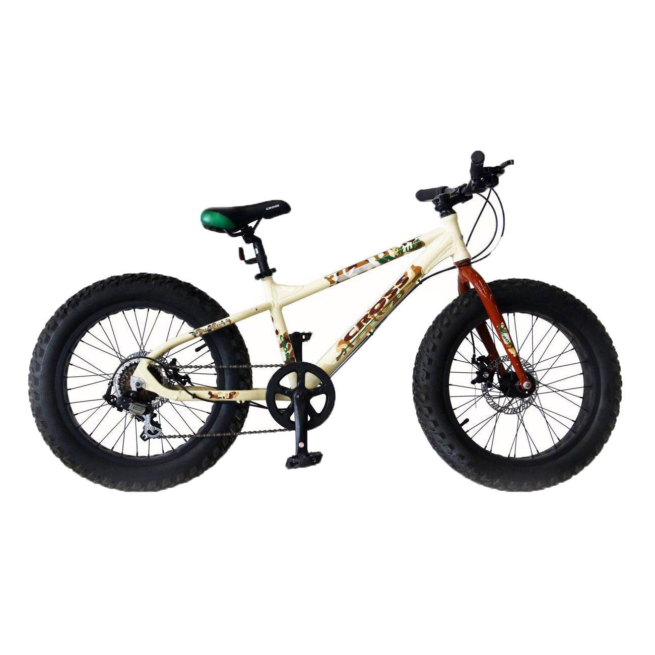 خرید                     دوچرخه کوهستان کراس مدل HULK