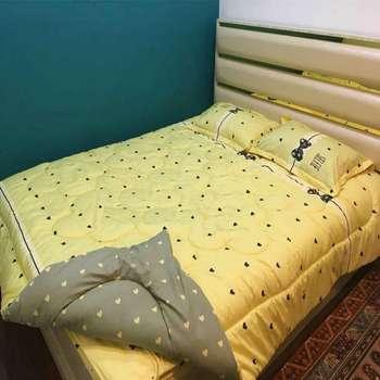 سرویس خواب مدل Papilon کد 001 یک نفره 4 تکه
