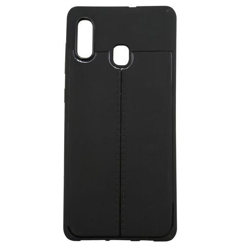 کاور مدل ژله ای مناسب برای گوشی موبایل سامسونگ Galaxy A20