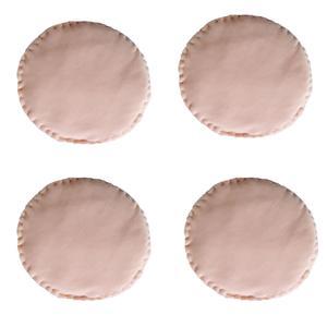 پد سینه (شیردهی) شب قابل شستشو مدل Haiaho-NW4 بسته 4 عددی