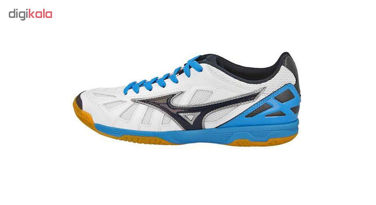 کفش فوتسال مردانه میزانو مدل SALA PREMIUM14