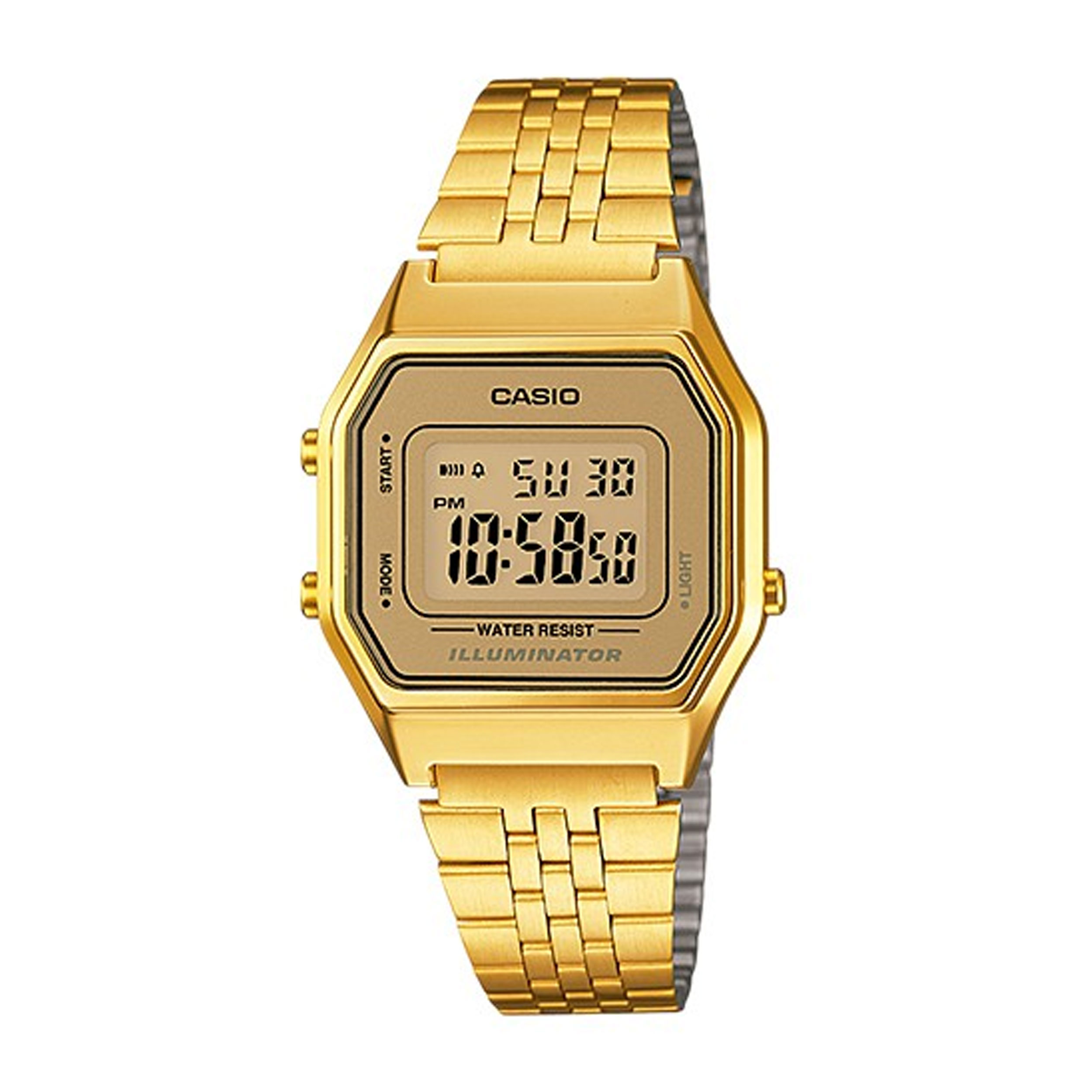 ساعت مچی دیجیتال زنانه کاسیو مدل LA680WGA-9DF 9