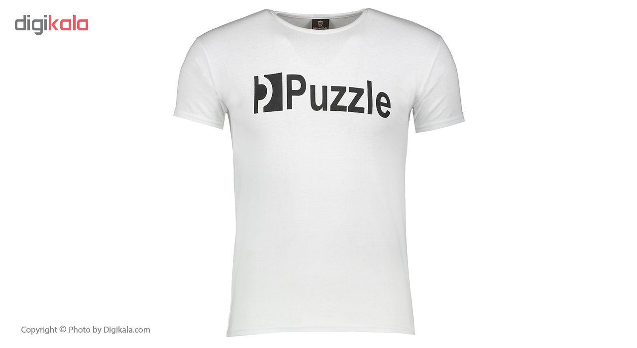 تی شرت مردانه مدل T.baz.193