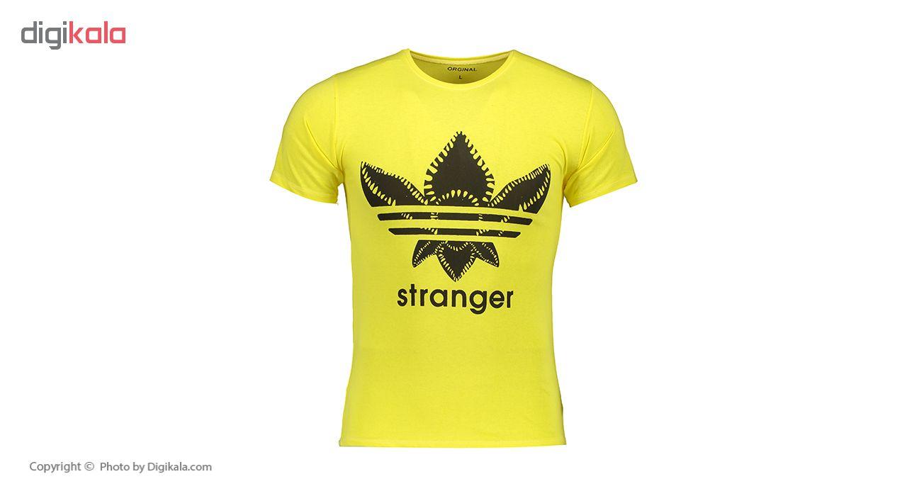 تی شرت مردانه مدل T.baz.144