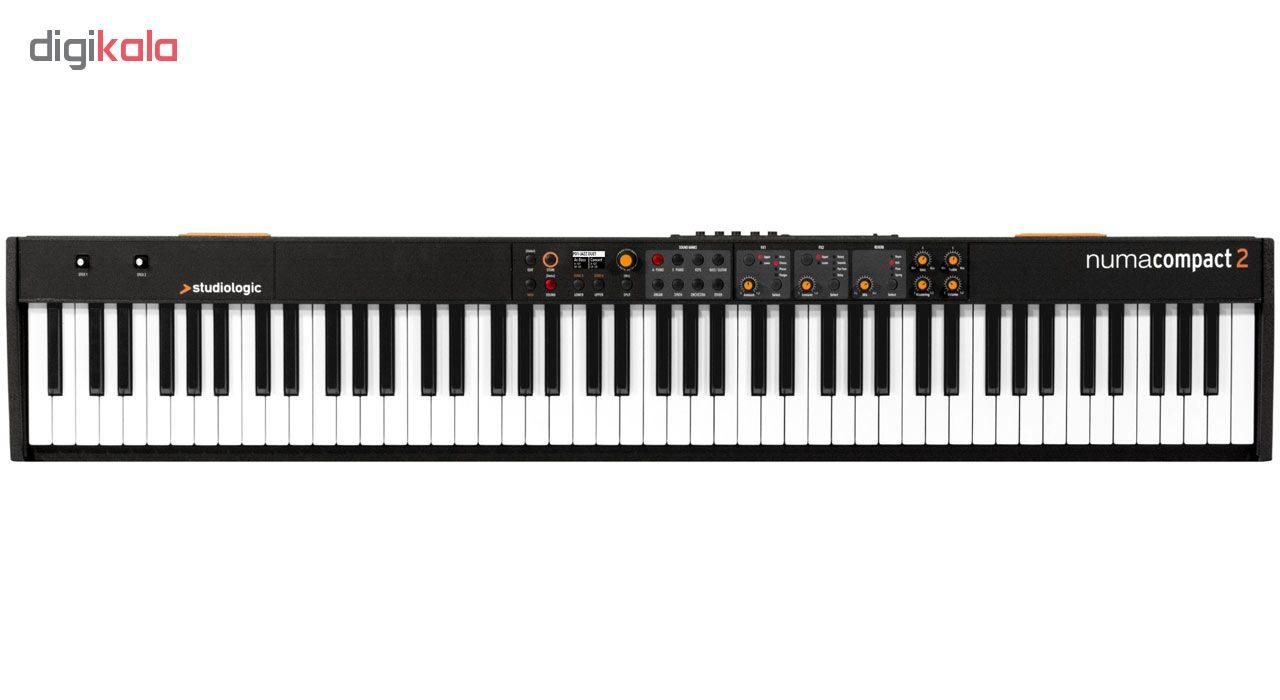 پیانو دیجیتال استودیو لاجیک مدل Numa Compact 2
