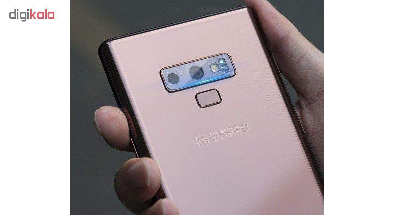 محافظ لنز دوربین مدل J3 مناسب برای گوشی موبایل سامسونگ Galaxy Note 9 main 1 2