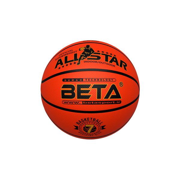 توپ بسکتبال بتا مدل PBR7 طرح Champion سایز 7