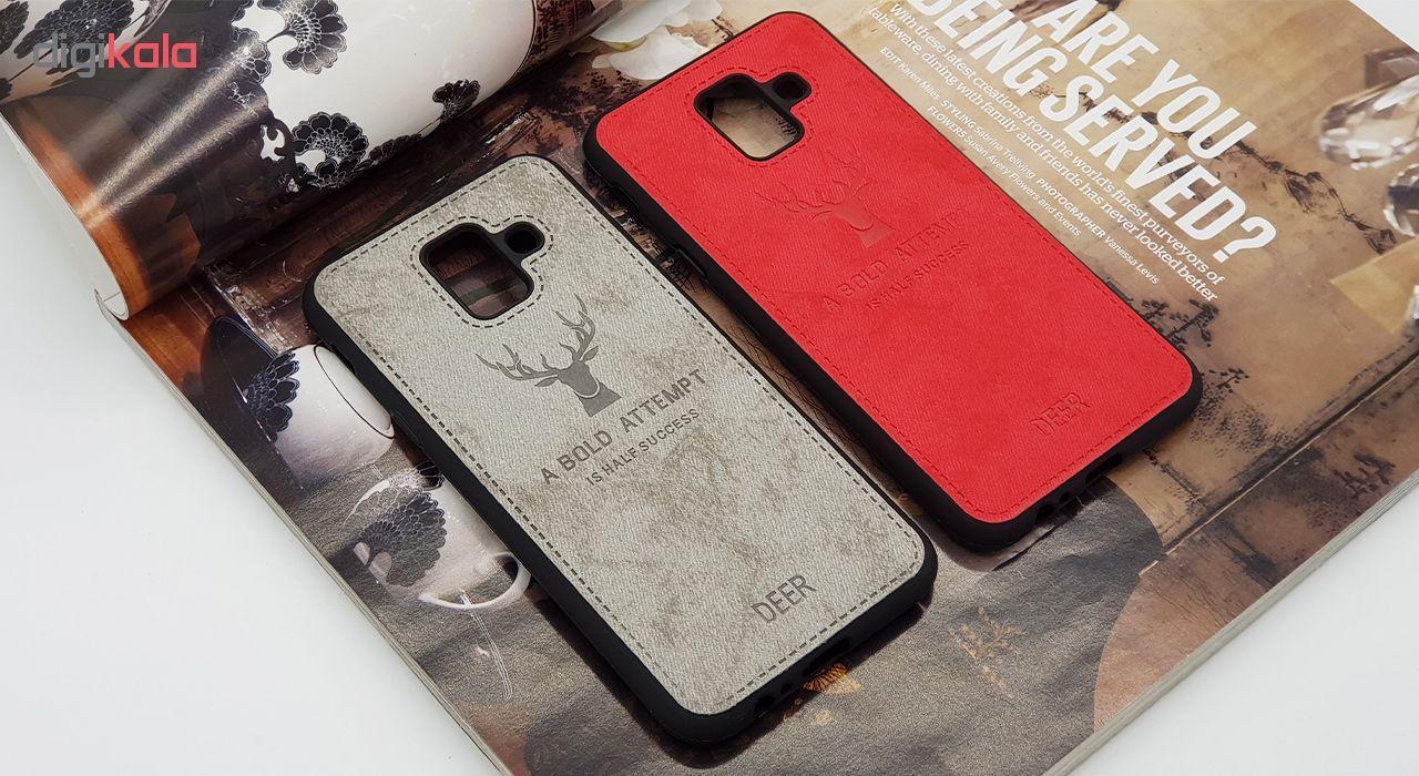 کاور مدل Deer مناسب برای گوشی موبایل سامسونگ Galaxy A6 Plus 2018 main 1 2
