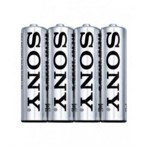 باتری قلمی سونی مدل New Ultra بسته 4 عددی