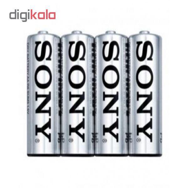 باتری قلمی سونی مدل New Ultra بسته 4 عددی main 1 1
