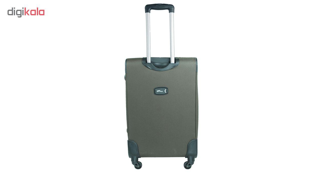 چمدان پرینس مدل 069730 سایز بزرگ