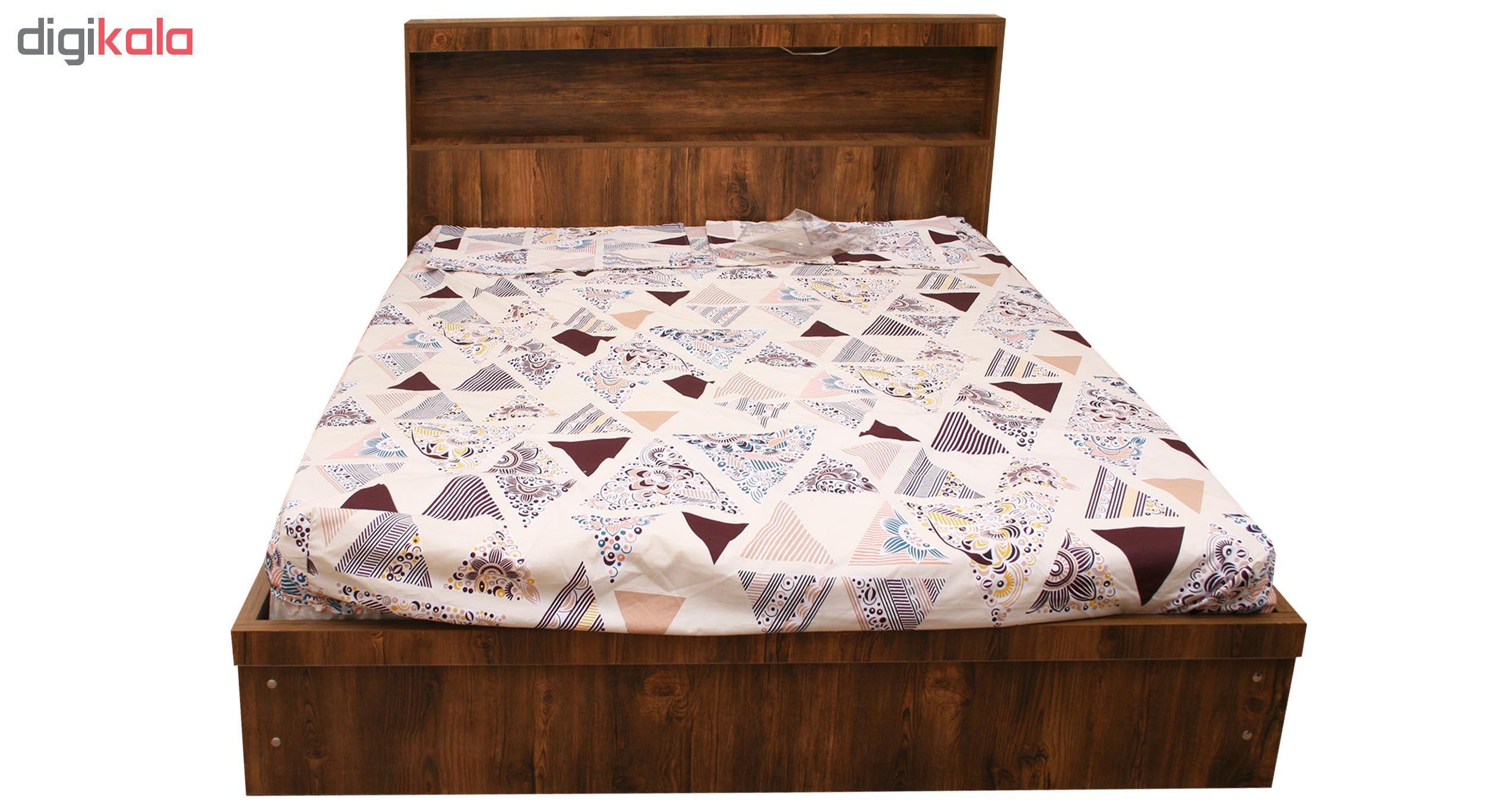 تخت خواب 2 نفره کد MD012 سایز 160×200 سانتی متر main 1 3