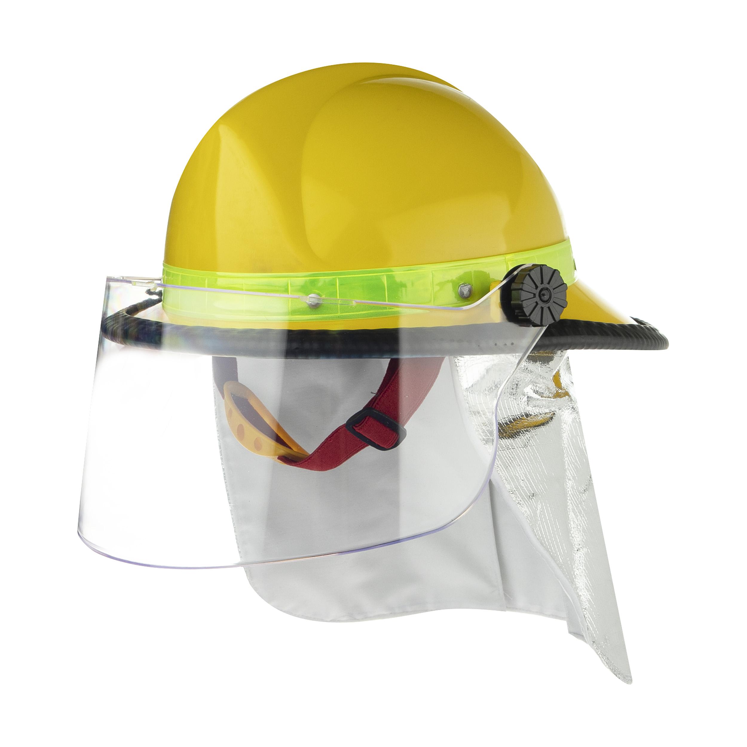 کلاه آتشنشانی کد 4