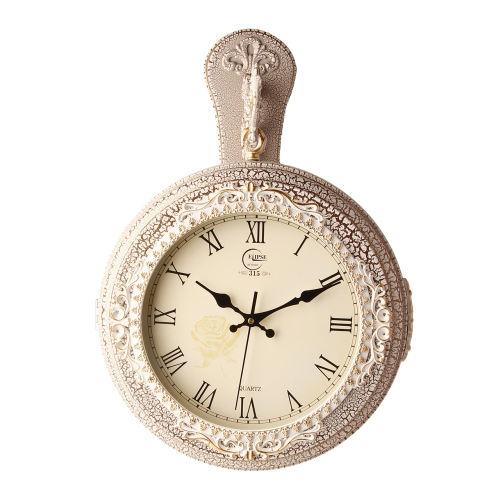 ساعت دیواری الیپس طرح برگ ABB-315 کد F840
