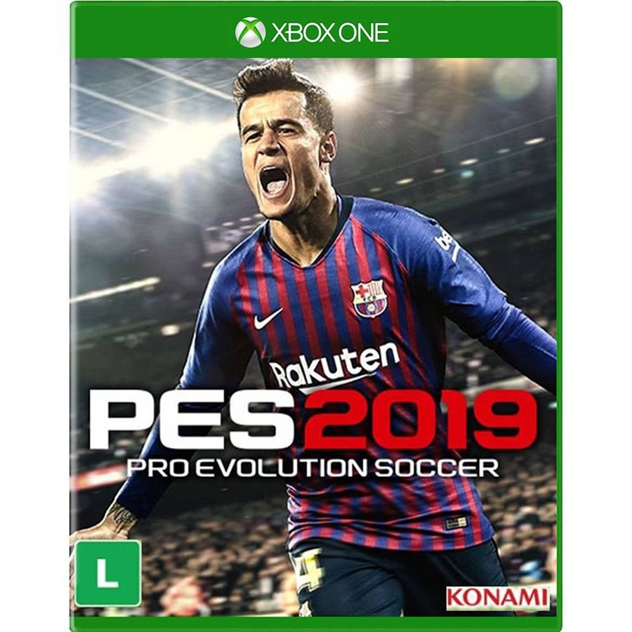 بازی PES 19 مخصوص Xbox1
