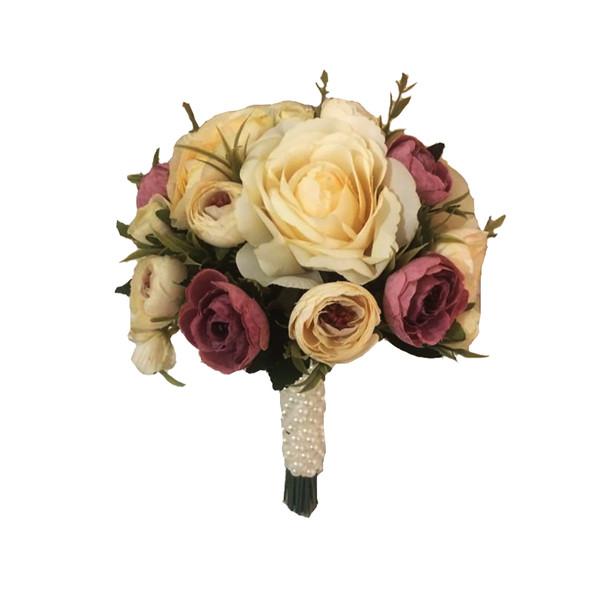 دسته گل مصنوعی مدل دیانا کد 500