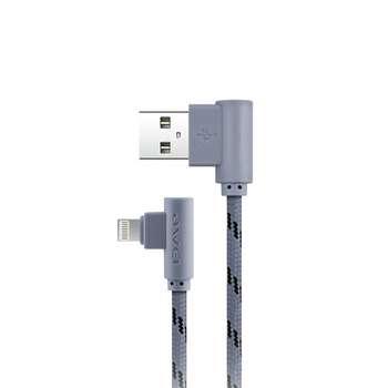 کابل تبدیل USB به لایتنینگ اوی مدل CL-91 طول 1 متر