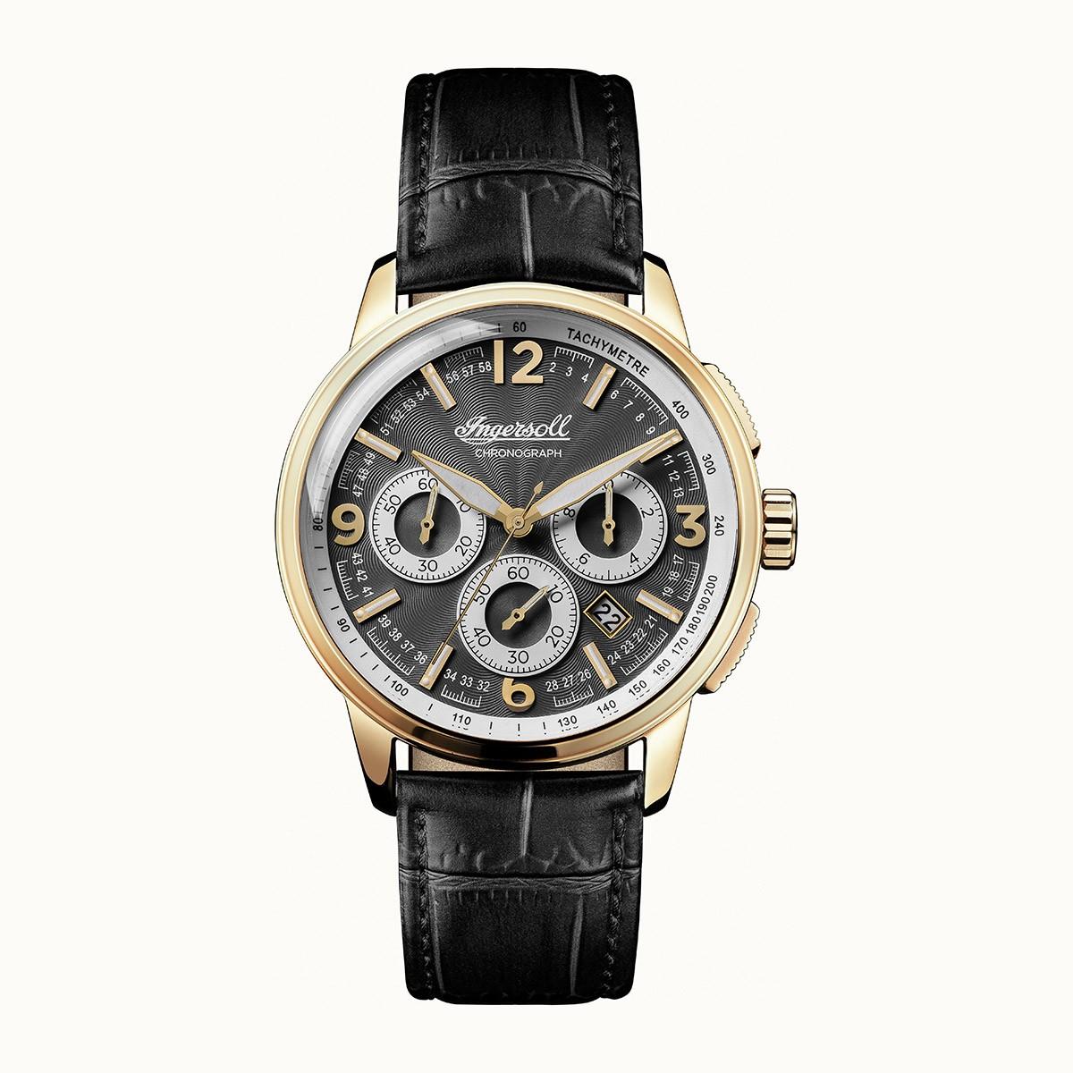 کد تخفیف                                      ساعت مچی عقربه ای مردانه اینگرسل مدل I00102