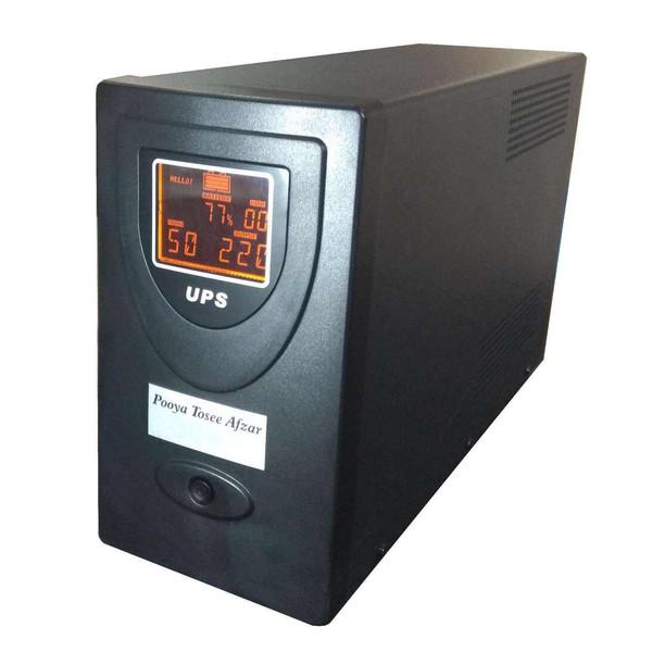 یو پی اس پویا توسعه افزار مدل LT2100i با ظرفیت 1000 ولت آمپر