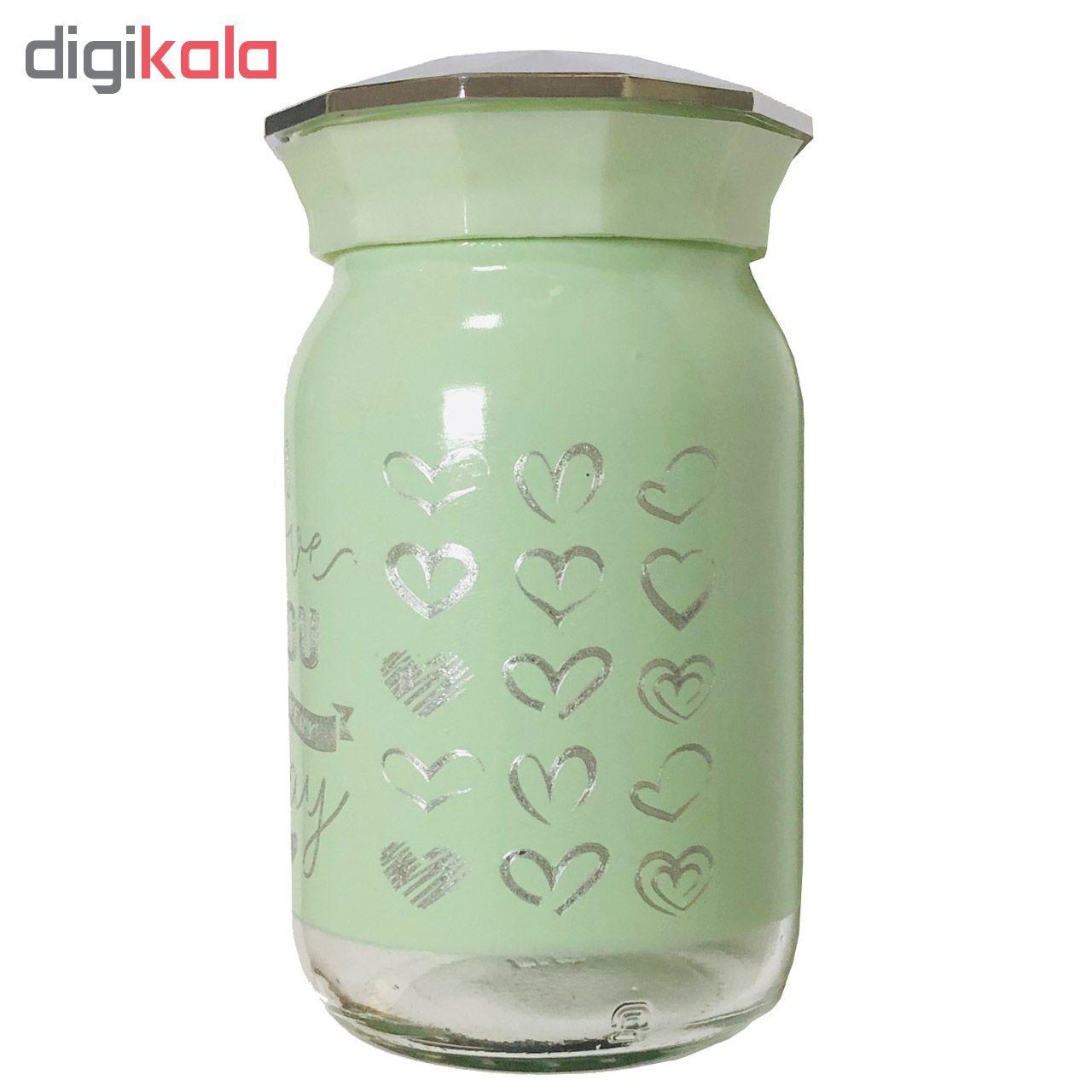 شیشه حبوبات/ترشی کمیکس 1500 سی سی 8041 کد 101089 main 1 4