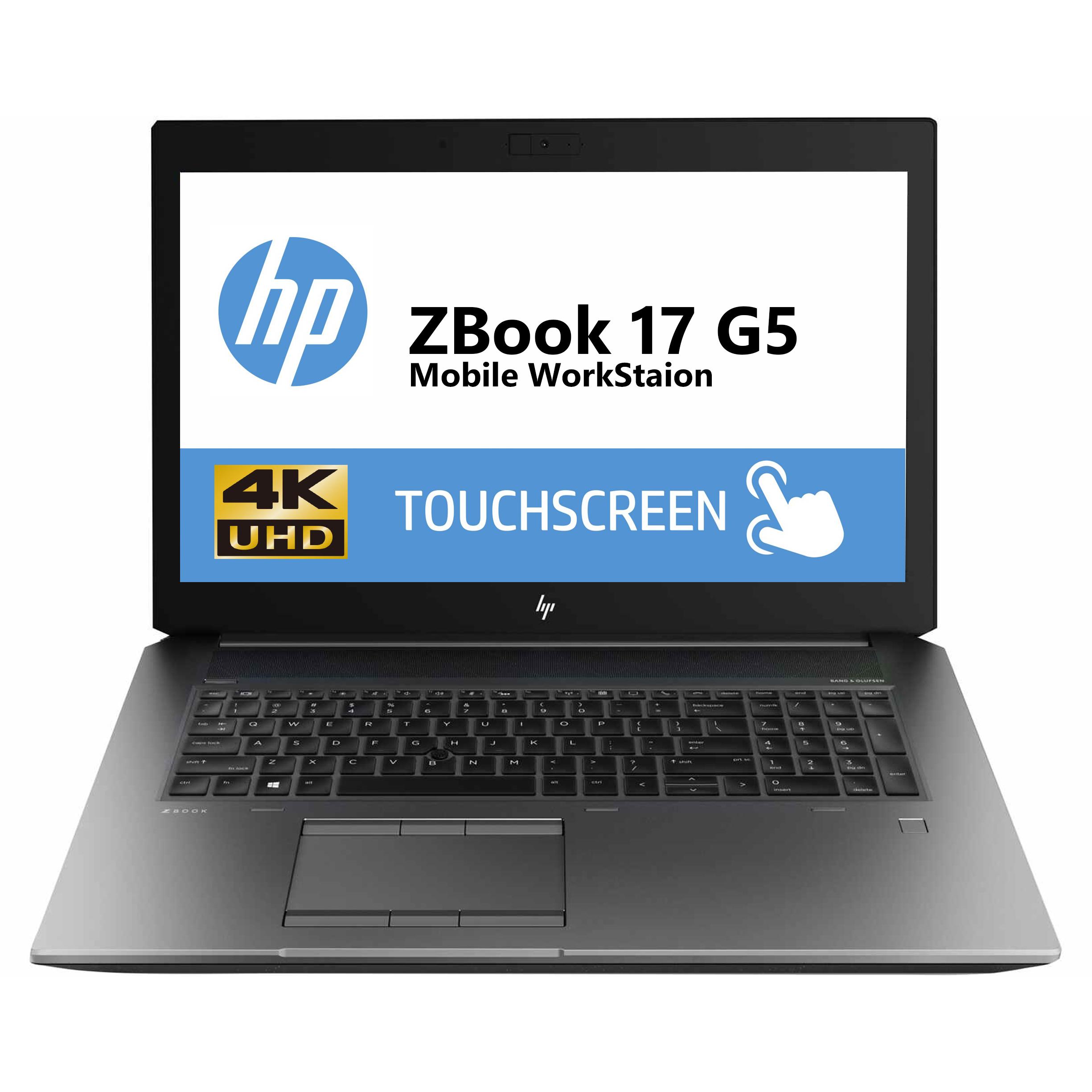 لپ تاپ 17 اینچی اچ پی مدل ZBook 17 G5 Mobile Workstation - M