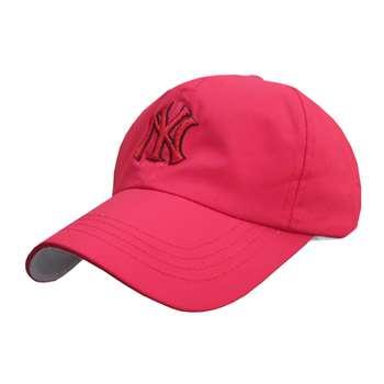 کلاه کپ مردانه مدل SJN کد 225 رنگ قرمز