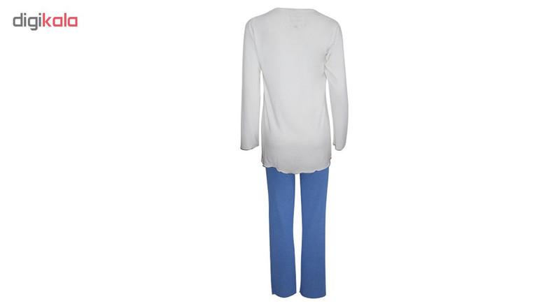 ست تی شرت و شلوار زنانه اینفیوره مدل 363I
