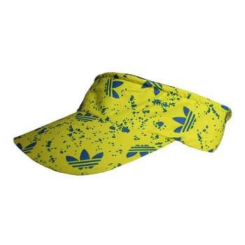 کلاه آفتابگیر مردانه کد 01 رنگ زرد