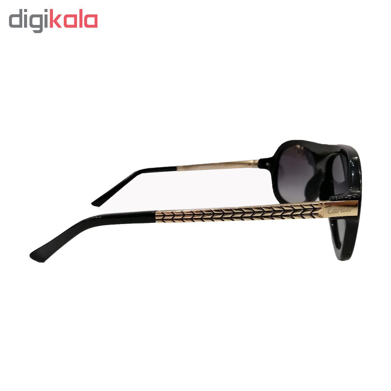 عینک آفتابی کارتیه مدل 38881013