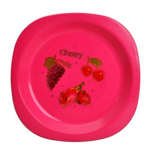 بشقاب کودک مهروز کد 202 طرح Cherry
