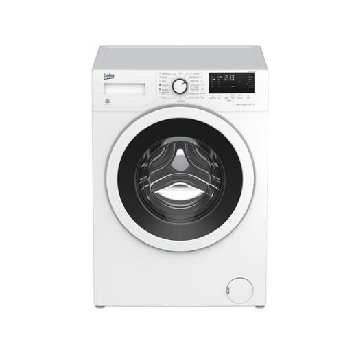 ماشین لباسشویی بکو مدل Wcc 8632 Bw ظرفیت 8 کیلوگرم