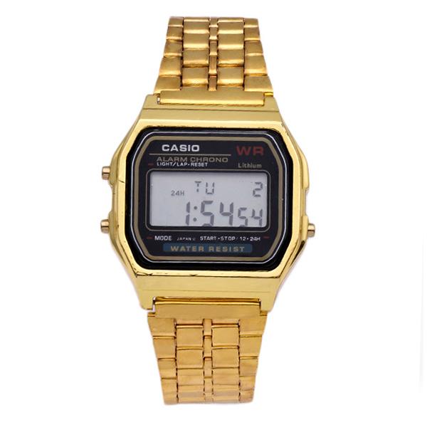 ساعت مچی دیجیتال مردانه مدل A159WGBk 11