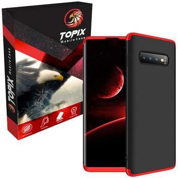 کاور تاپیکس مدل Hard مناسب برای گوشی موبایل سامسونگ Galaxy S10 Plus